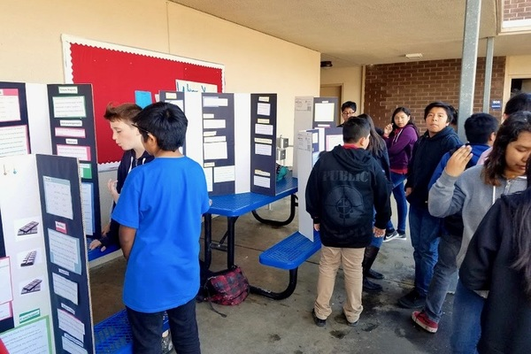 2017 Think Science Fair2